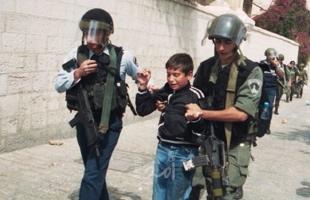 جيش الاحتلال يعتقل طفلاً من بيت أمر