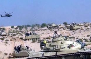 مصر: إحباط هجوم على 3 حواجز أمنية بالعريش