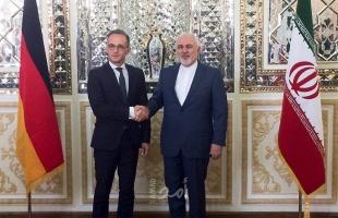 ظريف: مستعدون للتراجع بحال التزام أوروبا بتحقيق مصالح إيران..وماس يؤكد لا يمكننا صناعة المعجزة