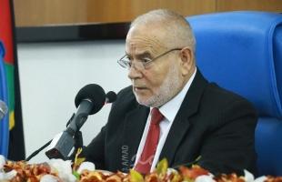 بحر يدعو رئيس مجلس الشورى السعودي للتدخل لرفع الظلم عن المعتقلين الفلسطينيين