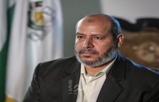 الحية: موقفنا في حماس أن يتم الاتفاق على شخصية وطنية لتترشح للرئاسة