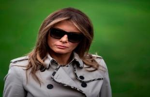 """انتقادات لسيدة أمريكا الأولى""""ميلانيا ترامب"""" بسبب النظارة السوداء"""