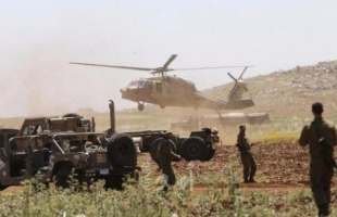 """مناورة للجيش الإسرائيلي في """"أسدود"""" وسط إطلاق لصفارات الإنذار"""