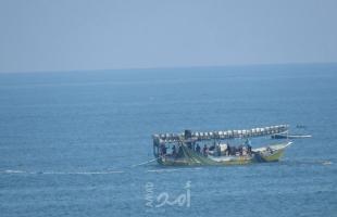 غزة: إصابة صياد برصاص قوات الاحتلال ببحر بيت لاهيا