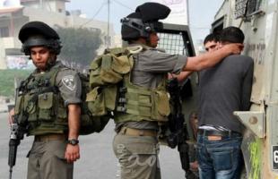 نقل الفتى جمال الغول إلى المستشفى بعد اعتقاله من سلوان