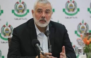 عبر رسائل إلى قادة لبنان.. هنية يأسف لقرارات وزير العمل ضد العمال