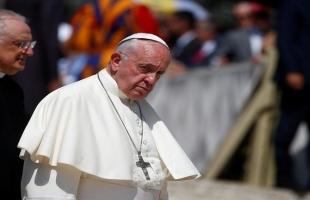 """بابا الفاتيكان""""فرانسيس"""": العالم يحتاج نوع جديد من السياسة لــ تعزز الحوار  بأي ثمن"""