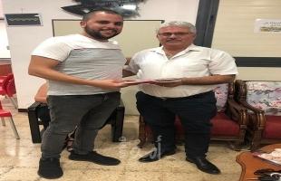 انتخاب مروان مشرقي سكرتيرا لفرع الحزب الشيوعي في الناصرة