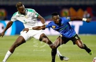 السنغال تتصدر المجموعة الثالثة مؤقتاً بفوز سهل على تنزانيا بأمم أفريقيا