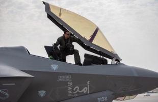 تدريبات جوية مشتركة أمريكية بريطانية إسرائيلية في سماء الشرق الأوسط