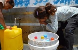 بلدية غزة توجه تعليمات لزيادة ساعات تشغيل آبار المياه