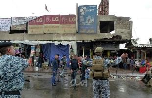 مقتل 5 جنود عراقيين في هجوم ارهابي بمحافظة صلاح الدين