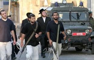 قلقيلية: مستوطنون يعتدون على منزل لأحد المواطنين