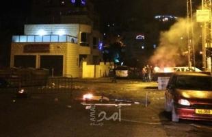 محدث.. اعتقال (3) شبان في الضفة والقدس واندلاع مواجهات مع قوات الاحتلال بأربحا