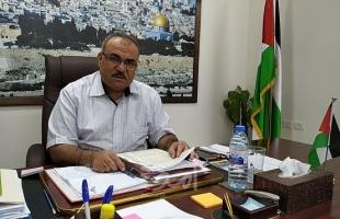 وكيل أشغال حماس يستعرض نشاط وزارته