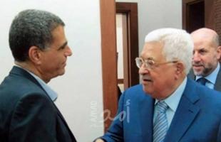 قناة عبرية: رئيس الشاباك ومندوب أمريكي نقلوا إلى عباس رسالة شديدة اللهجة