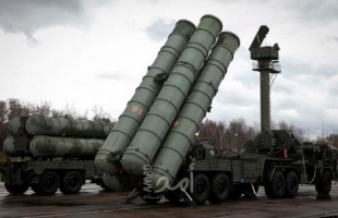 منظومة الدفاع الروسية إس-400 تصل تركيا الأسبوع المقبل