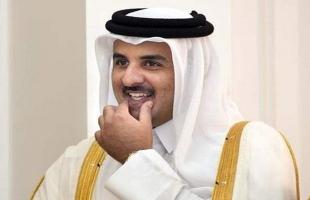 """تلفزيون إيراني: أمير قطر إلى طهران للقاء """"خامنئي"""""""
