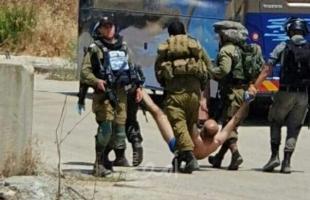 الخليل: قوات الاحتلال تغلق مدخل  قرية بيت أمر