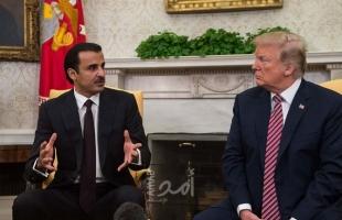 """فيديو-  ترامب: قطر من أعظم المستثمرين وأميرها """"صديق رائع"""".. وتميم : أمريكا اكثر  الحلفاء وفاء لنا!"""