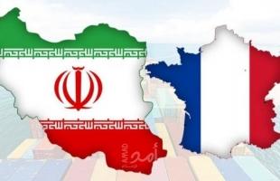 لقاءات فرنسية إيرانية في طهران سعياً لإنقاذ الاتفاق النووي