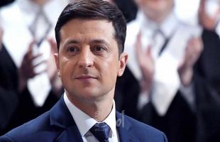 """زيلينسكي: أوكرانيا وبولندا تنسقان الخطوات لإنهاء الحرب فى"""" دونباس"""""""