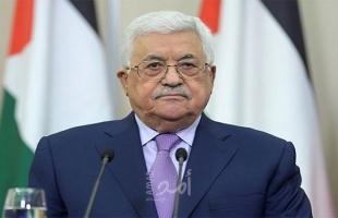 الرئيس عباس يعزي نظيره الجزائري بوفاة الفريق أحمد قايد صالح