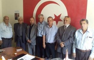 """بيت عزاء للرئيس التونسي """"السبسي"""" في غزة"""