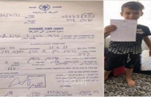 شرطة الاحتلال تخلي سبيل والد الطفل المقدسي قيس عبيد