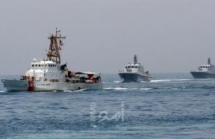 البحرية الإسرائيلية تجري مناورات بمشاركة دولية داخل ميناء حيفا