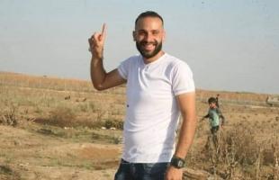 """عكاشة لـ""""أمد"""": رام الله قطعت راتبي كجريح بتهمة انتمائي لحركة حماس وأطالب بلجنة تحقيق!"""