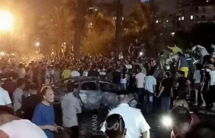 """داخلية مصر: عبد الرحمن محمود عضو حركة """"حسم"""" الإرهابية منفذ """"تفجير معهد الأورام"""""""