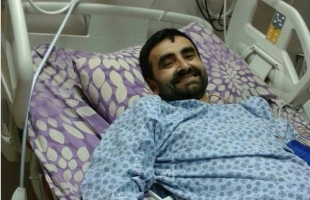 """استشهاد الاسير بسام السايح في مستشفى """"آساف هاروفيه"""""""