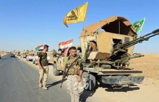 """قتلى وجرحى من عناصر الحشد الشعبي بهجوم لـ""""داعش"""" شمالي العراق"""