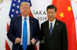 """ترامب يؤكد أن العلاقات بين واشنطن وبكين """"تضررت بشدة"""""""