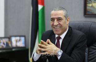 """الشيخ يشكر أمريكا على دعمها الشعب الفلسطيني لمواجهة جائحة """"كورونا"""""""