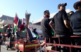 """ساسة  لـ""""أمد"""": أسباب سياسية واجتماعية أدت لانخفاض المشاركة في مسيرات الجمعة"""