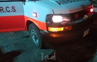 إصابة 6 مواطنين بحريق ناجم عن احتراق شاحن جوال في جنين
