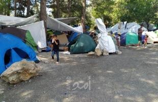 تظاهرات حاشدة فى اليونان احتجاجا على إيواء مهاجرين ولاجئين