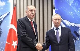 روسيا تعلن عدم مشاركة الرئيس التركي في أسبوع الطاقة بموسكو
