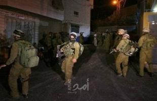جيش الاحتلال يعتزم فرض حظر التجول الليلي بحي العيسوية في القدس