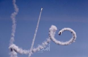إعلام عبري: أكثر من (50) صاروخاً أطلقت من غزة تجاه البلدات الإسرائيلية
