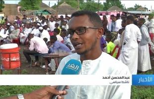 أحمد: الأحزاب والقوى السياسية السودانية تمارس حقوقها دون إذن من السلطات منذ سنوات طويلة