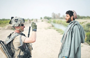 بايدن يعد بسحب القوات الأمريكية من أفغانستان