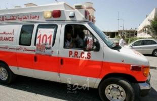 الخليل: مصرع سيدة وإصابة 3 أشخاص آخرين بحادث سير ذاتي