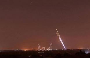 بالفيديو.. إعلام عبري: إطلاق صاروخين من غزة وصافرات الانذار تدوي في البلدات الإسرائيلية