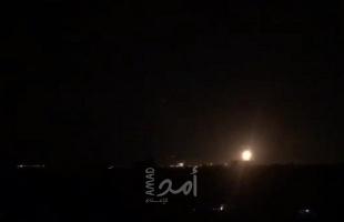 جيش الاحتلال: قصف أهداف في غزة ردا اطلاق حوامة باتجاة البلدات الإسرائيلية المحاذية