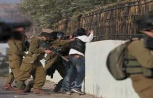 """قوات الاحتلال تعتقل الفتى """"محمد حجازي"""" من بيت لحم"""
