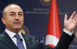 أوغلو: اتفقنا على تعليق العمليات لـ 120 ساعة وعلى وحدة الأراضي السورية