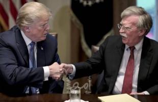 """بسبب خلافات شديدة..ترامب يستبعد مستشار أمنه القومي """"بولتون"""""""